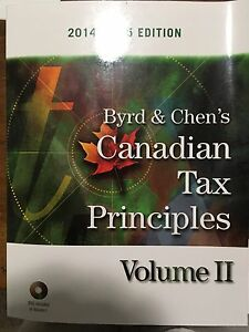 Canadian tax principles