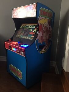 New 3/4 sized donkey Kong themed arcade 1000s games