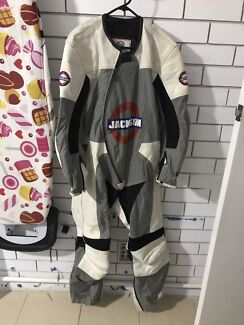 1 Piece Motorcycle Leathers Size 40