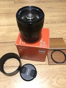 Sony 85mm FE 1.8