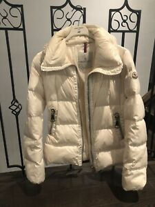 Authentic Moncler down jacket coat