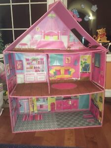 Tall doll house