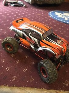 4X4 4 wheel steering remote control truck for sale