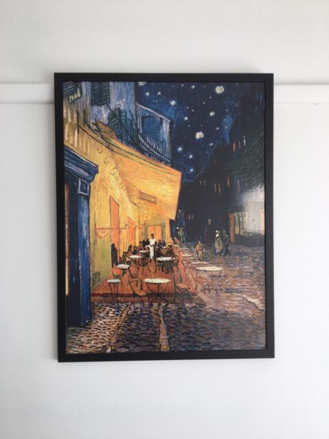 6e59debaf75 Van Gogh Framed Print