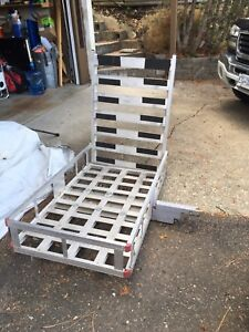 Mobility  Scooter Carrier