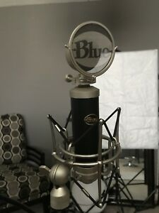 Blue Baby Bottle Condenser Mic
