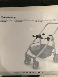Uppababy peg perego car seat adapter infant carrier