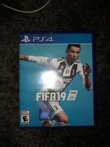 FIFA 2k19 ps4 game