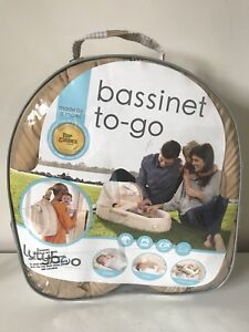 Bassinet to go ! Excellent for on the go moms!