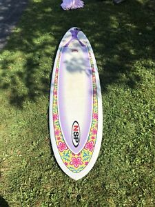 Surf board 6foot 8 inches, amazing board