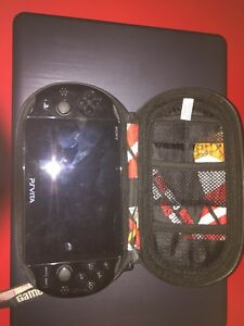 Ps vita in mint condition $150