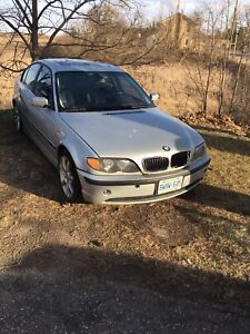 PARTS CAR BMW 325i AUTOMATIC