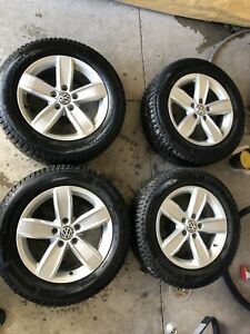 VW GOLF / ALLTRACK winter tires