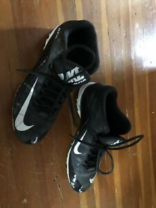 Men's mid cut Nike football cleats size 11