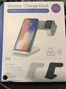 Wireless Apple Watch / iPhone charger