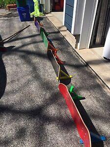 Cool Skateboard Shelving