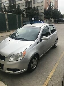 Aveo Chevrolet 2010 (moving/urgent sale)