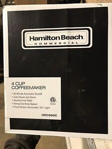 4CUP Coffee Maker