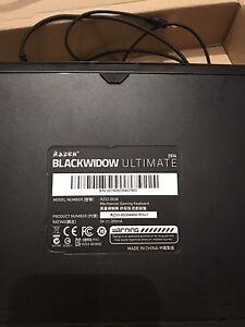 Razer Gaming Keyboard - Blackwidow Ultimate 2014