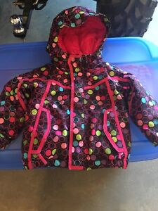 Size 2 Northface jacket & accessories