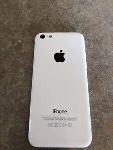 I phone 5c blanc