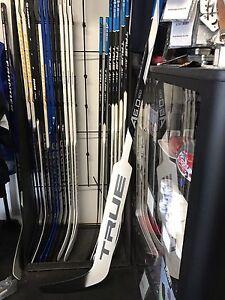 True Hockey Composite Goalie Sticks