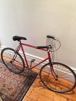 Malvern Star single speed bike