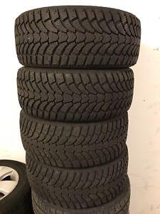 4 - 225/45R17 Winter Tires