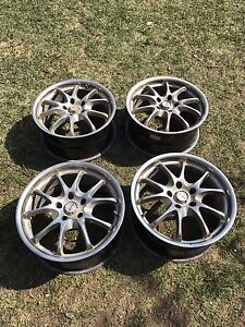 "Wheels Fast 17"" for Subaru"