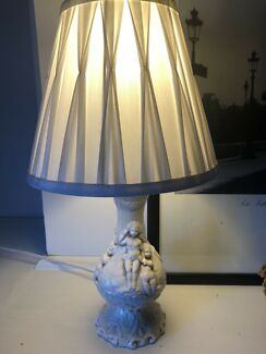 Twin paris lamps table desk lamps gumtree australia adelaide lamp greentooth Images
