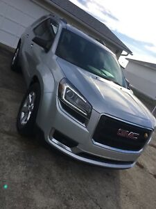 2014 GMC Acadia sport / cheapest in AB