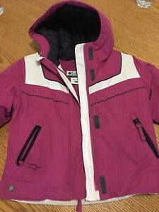 Girls 3T Columbia Winter Coat