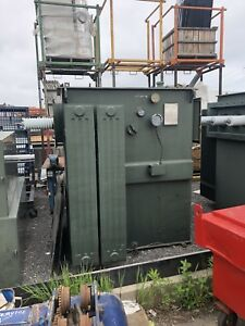 2000 KVA / 2.0 MV.A Outdoor transformers - Ferranti Packard