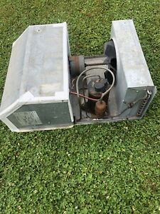Rv, motorhome, roof top ac unit.working when removed, $150 obo