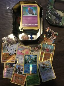 Pokemon cards collectable set