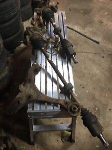 2004 Honda Civic cv axles and spindles