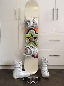 Kit de planche à neige