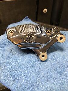Chrome Harley Davidson Brembo brake 180OBO