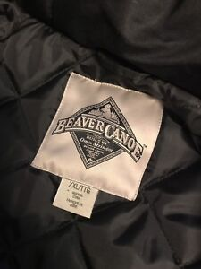 Beaver Canoe XXL Winter Coat! Like NEW!!