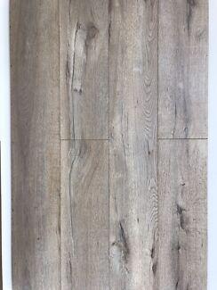 Laminate flooring floating timber floorboard click DIY