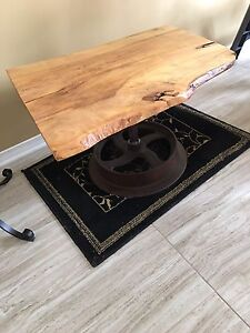 ON HOLD - Live edge coffee table