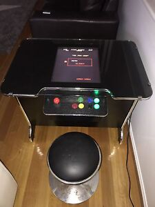 Retro table top game station Glenelg East Holdfast Bay Preview