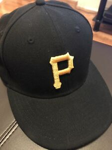 Pittsburgh Pirates New Era Fitted Cap
