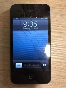 iphone 4s 8GB carrier Locked to Sprint read