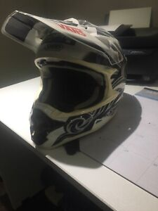 Shoei vfx w motocross helmet for $50
