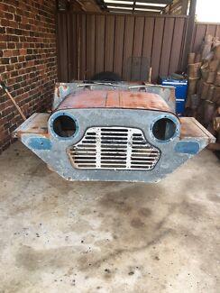 Leyland mini moke x2