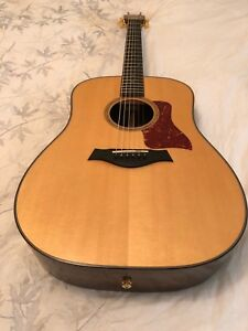 2004 Taylor 710 L9 - No Amps (6-string) Short Scale