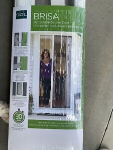 Screen door in box