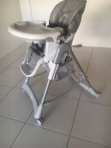 Steelcraft highchair excellent condition fully functioning Broadbeach Waters Gold Coast City Preview