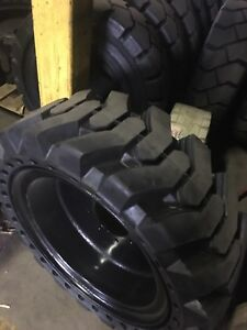 Forklift and skidsteer tires, cheapest price in Canada